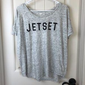 Old Navy Jetset T Shirt